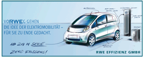 RWE EFFIZIENZ GMBH - THEMA E-MOBILITY - FERNGESTEUERTE AUTOS - PROMOTIONTOOLS - GIVE AWAYS